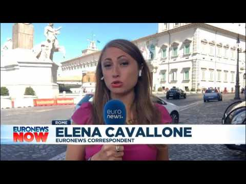 Italy's new coalition: Conte PM & Di Maio foreign minister as government sworn in