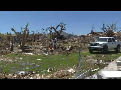 Bahamas: Hurricane Dorian brings devastation to Great Abaco Island