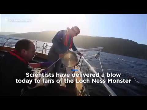 Watch: Monster blow for Nessie fans as scientists find 'no DNA evidence'