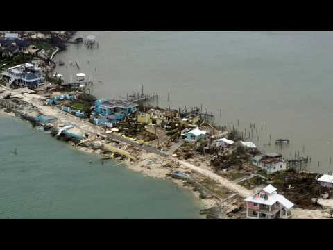Aerial images show devastation caused by Hurricane Dorian in the Bahamas