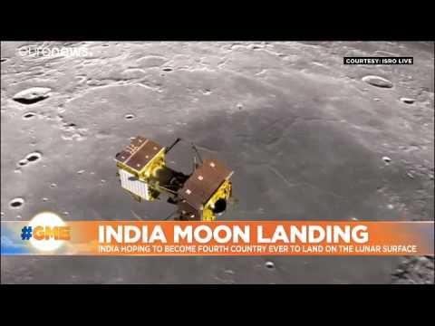 India moon landing: Country hopes to become fourth ever to land on the lunar surface