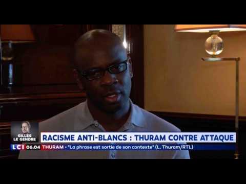 """Racisme : Lilian Thuram, la polémique des """"blancs supérieurs"""" - ZAPPING ACTU HEBDO DU 07/09/2019"""