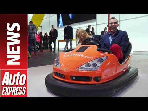 Frankfurt Motor Show 2019 - the funniest outtakes