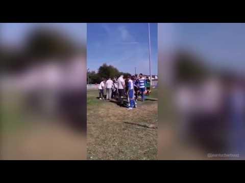 Faits divers : quatre blessés dans une bagarre générale lors d'un match de football