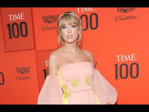 Taylor Swift has 'cried' as mega mentor on The Voice