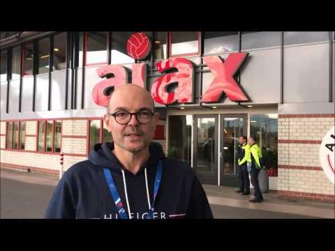 FOOT (Ligue des champions) : l'ambiance monte à quelques heures du coup d'envoi à Amsterdam