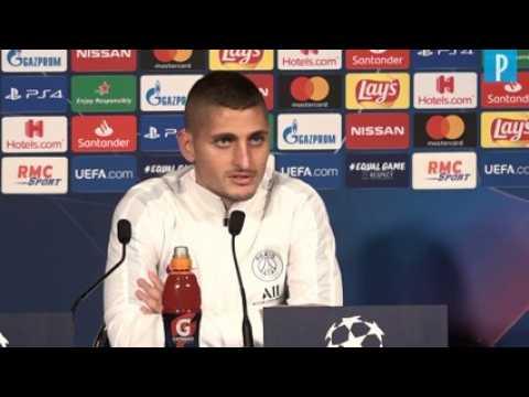 PSG - Real Madrid. Verratti : « On est plus forts que l'an dernier »