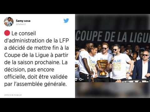 Football : Bientôt la fin de la Coupe de la Ligue??