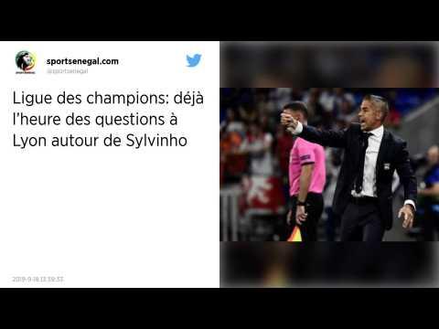 Ligue des champions : Lyon?: déjà l'heure des questions autour de Sylvinho