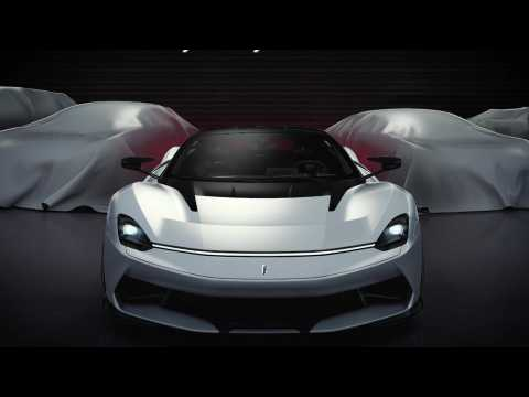 Automobili Pininfarina - Frankfurt Highlights