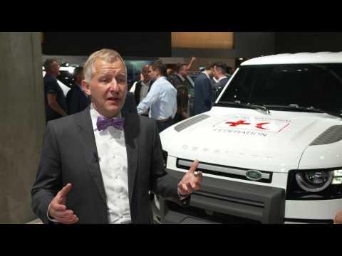 Jaguar Land Rover at 2019 IAA - Felix Bräutigam, Chief Commercial Officer, Jaguar Land Rover