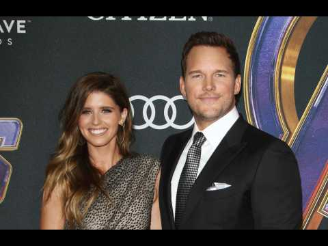 Chris Pratt keeps wife Katherine 'calm'