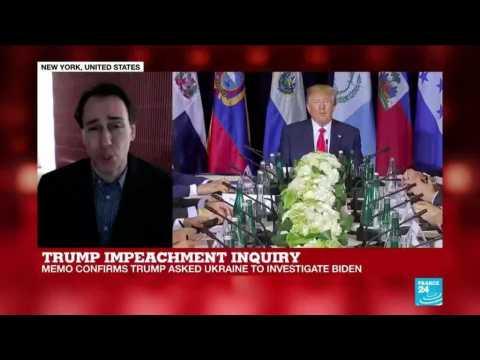 Donald Trump faces Impeachment procedure - Ian Reifowitz analyses (part 2)