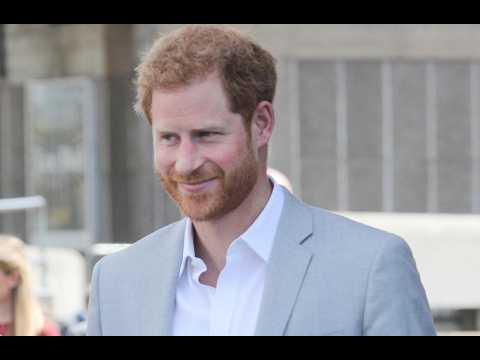Prince Harry 'overwhelmed' by the world's problems