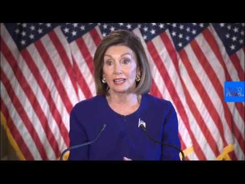 Watch: US House Speaker Nancy Pelosi announces formal impeachment inquiry into President Trump