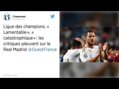 Ligue des champions. «?Lamentable,?catastrophique?»?: les critiques pleuvent sur le Real Madrid