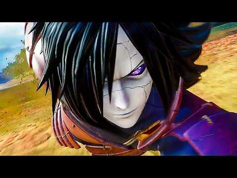 JUMP FORCE Madara Uchiha Trailer (2019) PS4 / Xbox One / PC