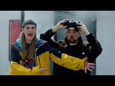 Jay and Silent Bob Reboot - Bande annonce 2 - VO - (2019)