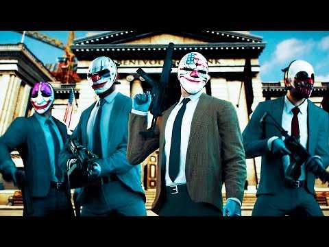 "PAYDAY 2 ""Legacy Collection"" Trailer (2019) PS4 / Xbox One / PC"