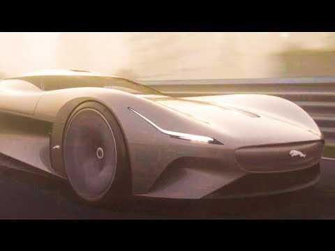 """GT SPORT """"Jaguar Vision Gran Turismo Coupé"""" Trailer (2019) PS4"""