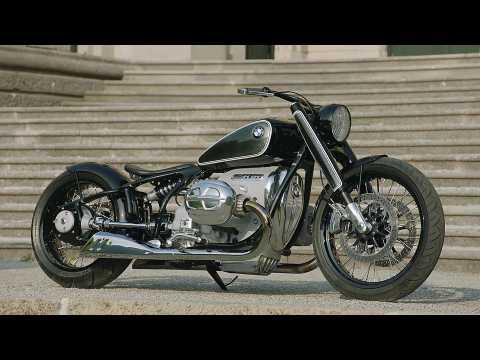 BMW Motorrad Concept R18 Design Preview