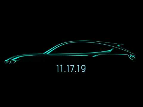 The Future Arrives Nov. 17 - All-electric, Mustang-inspired SUV