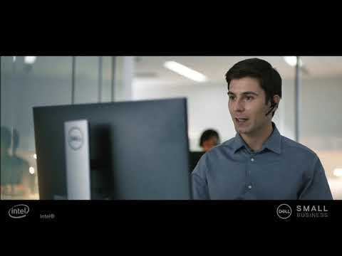 DELL SMALL BUSINESSES - DO BIG THINGS WITH END-TO-END SECURITY