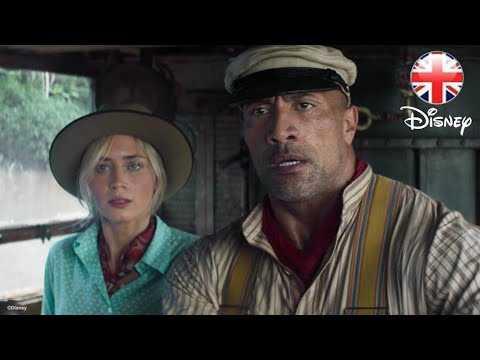 JUNGLE CRUISE | 2020 Teaser Trailer | Official Disney UK
