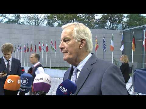 Brexit deal 'possible this week': EU's Barnier