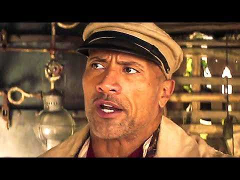 JUNGLE CRUISE Trailer (2020) Dwayne Johnson, Emily Blunt