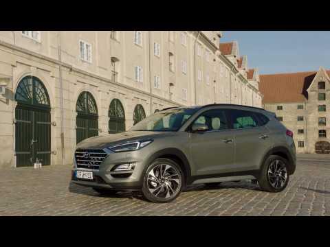 Hyundai Tucson Trailer