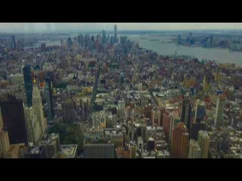 Empire State Building observatory reopens with new 360-degree view