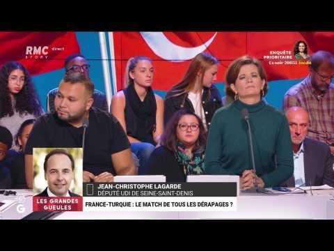 France-Turquie : Le match de tous les dérapages ? - 14/10