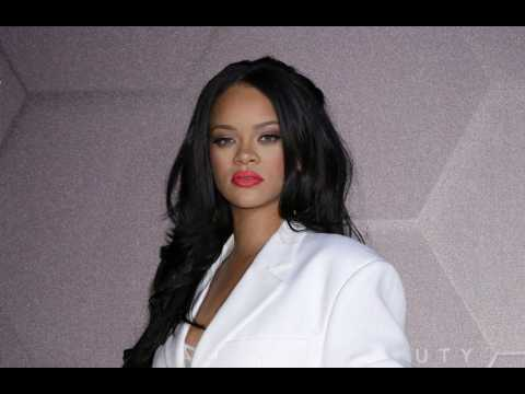 Rihanna says being a mum is her a 'dream'