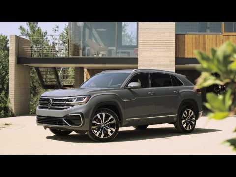 2020 Volkswagen Atlas Cross Sport Exterior Design