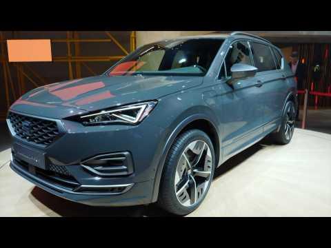 IAA 2019 Seat - World premiere Cupra Tavascan and Seat Tarraco Plug In Hybrid