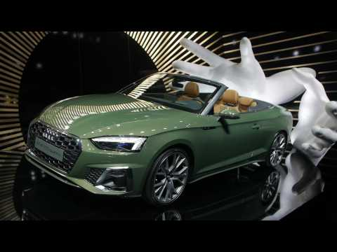 IAA 2019 - Audi Highlights