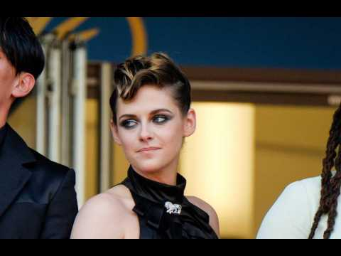 Kristen Stewart wants people to stop playing Charlie's Angels theme song