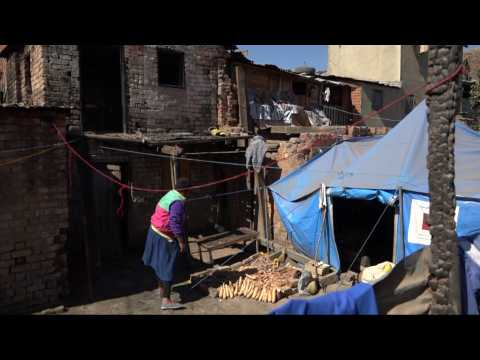 In the dark: Electricity a 'luxury' in poor Madagascar