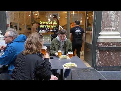 Watch: Belgium's famous foods get Michelin-starred makeover
