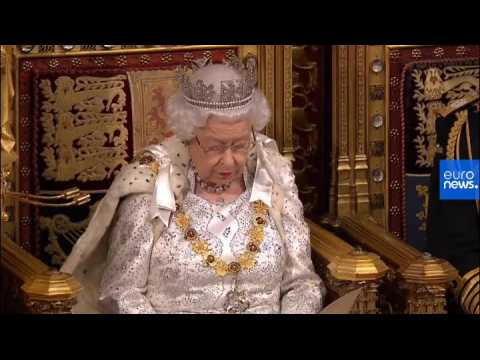 Watch back: Queen's Speech marks new session of Parliament