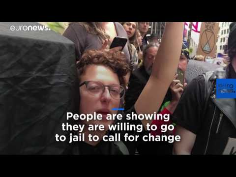 Extinction Rebellion: What is it and who are they? Euronews looks at the climate change movement