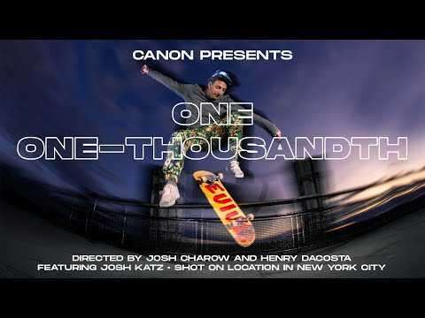 Canon EOS 90D: One One Thousandth (Ep. 1)
