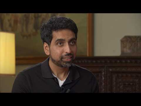 Sal Khan's non-profit online school began with free maths classes for his cousins