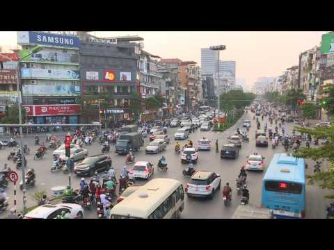 Hanoi thirst for growth sparks pollution woes