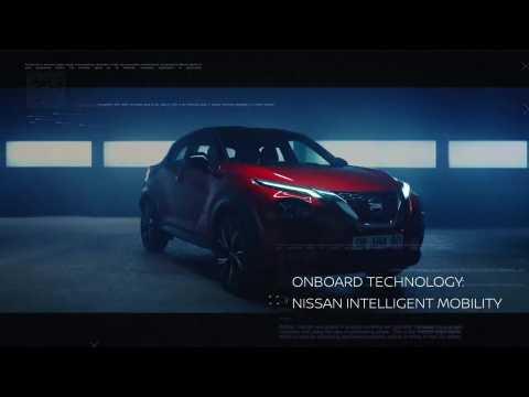 Nissan JUKE at Francfort Show - Teasing video