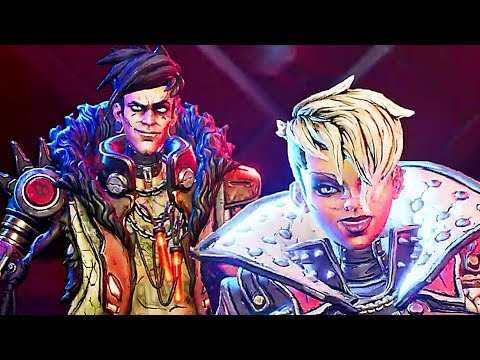 BORDERLANDS 3 Launch Trailer (2019) PS4 / Xbox One / PC