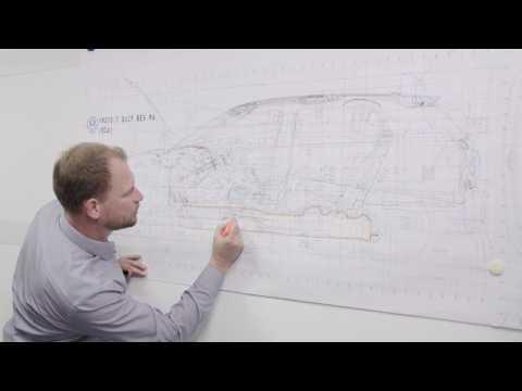 IAA 2019 Making Of Volkswagen ID.3 - The Modular Electric Drive Kit (MEB)