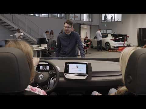 IAA 2019 Making Of Volkswagen ID.3 - Colour & Trim