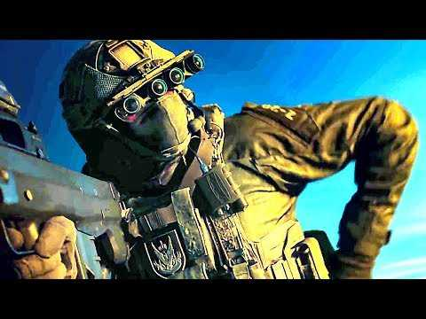 CALL OF DUTY Modern Warfare Multiplayer Beta Trailer (2019)